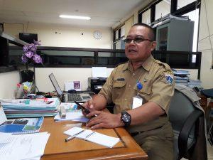 Kasie Ekbang Kel. Tanjung Barat, M. Toha.